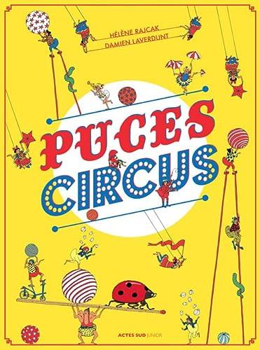 9782330034542: Puces Circus