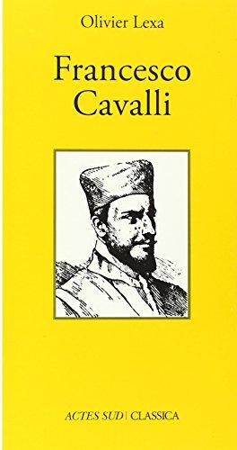 9782330034603: Francesco Cavalli