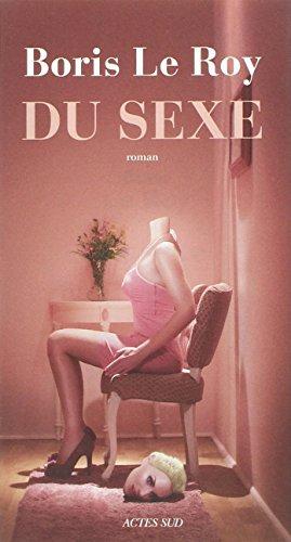 9782330035976: Du sexe (Domaine français)