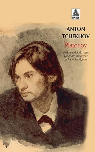 9782330037338: Platonov : Version intégrale