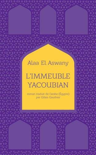 9782330037369: l'immeuble yacoubian ; collector