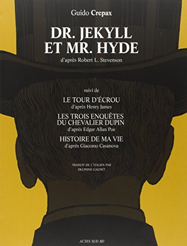 DR JEKYLL ET MR HYDE: CREPAX GUIDO