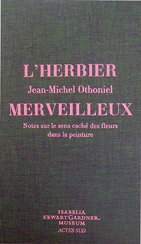 HERBIER MERVEILLEUX -L-: OTHONIEL -NED 2015-