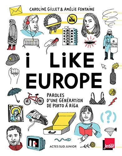 I LIKE EUROPE: GILLET CAROLINE