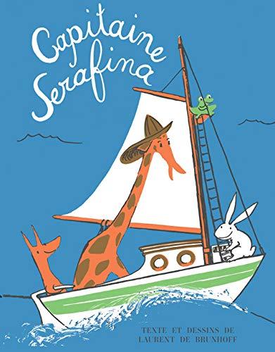 9782330050603: Capitaine Serafina