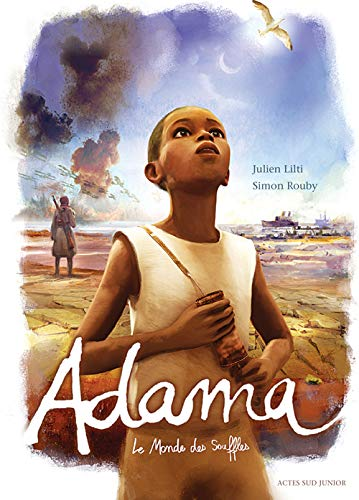 ADAMA -LE MONDE DES SOUFFLES-: LILTI ROUBY