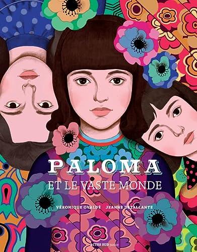 Paloma et le vaste monde: Ovaldé, Véronique
