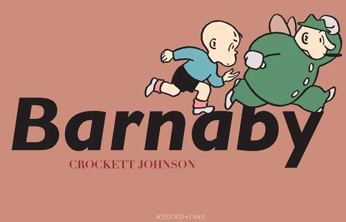 BARNABY: JOHNSON CROCKETT