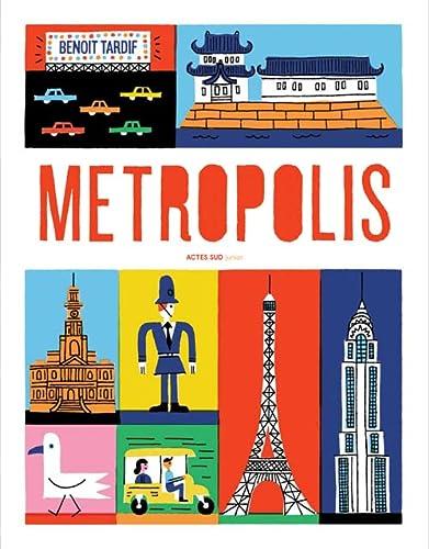 9782330063092: Metropolis