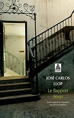 Le rapport Stein: José Carlos Llop