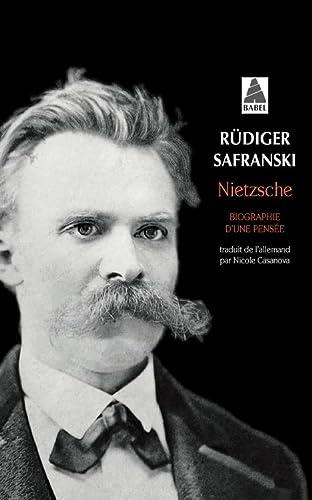 9782330125127: Nietzsche: Biographie d'une pensée