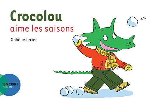 9782330135942: Crocolou aime les saisons