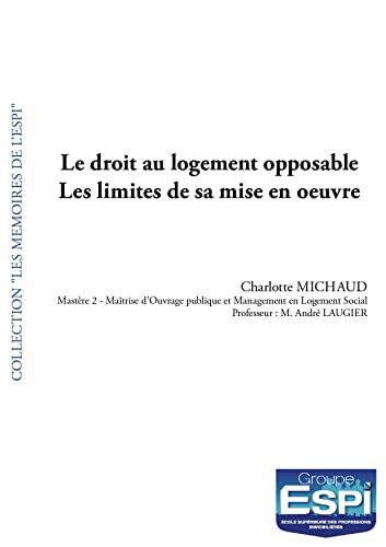 Le Droit Au Logement Opposable Les Limites: Collectif
