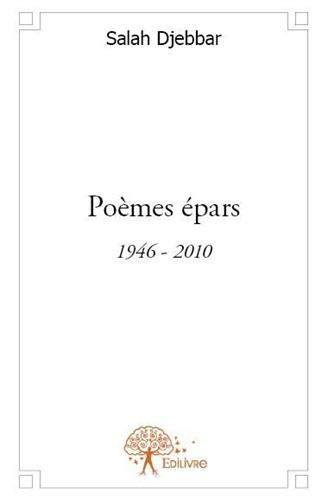 9782332620699: Poemes Epars