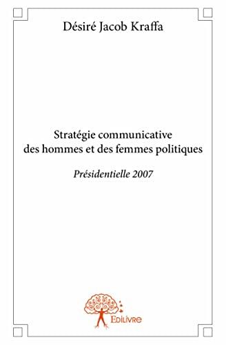 9782332759153: Strategie Communicative des Hommes et des Femmes Politiques