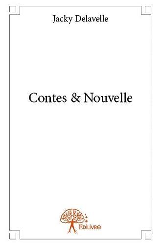 9782332763334: Contes & Nouvelle