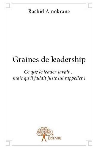 9782332778871: Graines de Leadership