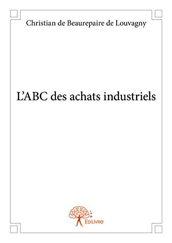 9782332786449: L'ABC des Achats Industriels