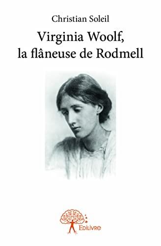 9782332904362: Virginia Woolf, la Flaneuse de Rodmell