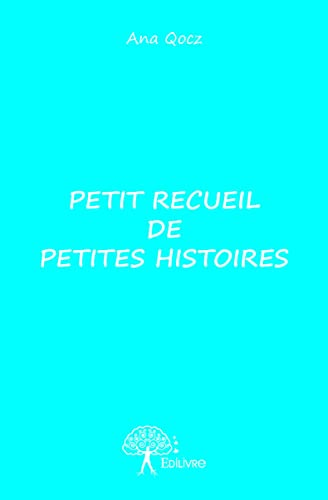 9782332920485: Petit recueil de petites histoires