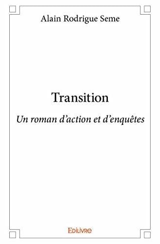 9782332992963: Transition