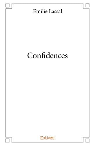 9782334052801: Confidences
