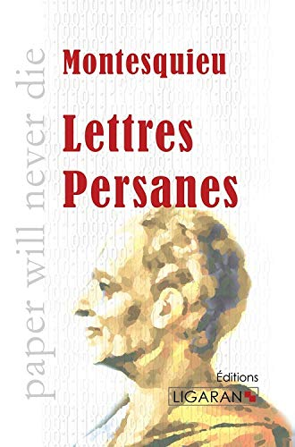 9782335005981: Lettres persanes (French Edition)