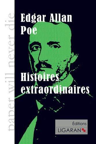 9782335006056: Histoires extraordinaires : Traduction de Charles Baudelaire