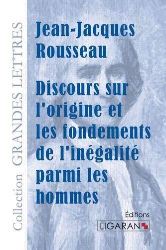 9782335006247: Discours sur l'origine et les fondements de l'inégalité parmi les hommes (French Edition)