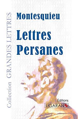 Lettres persanes (grands caractères): Montesquieu Montesquieu