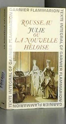 9782335008883: Julie ou la Nouvelle Héloïse