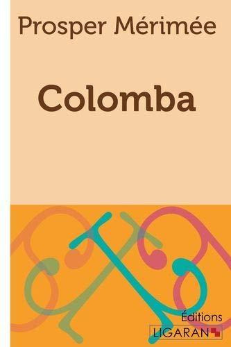 9782335009170: Colomba
