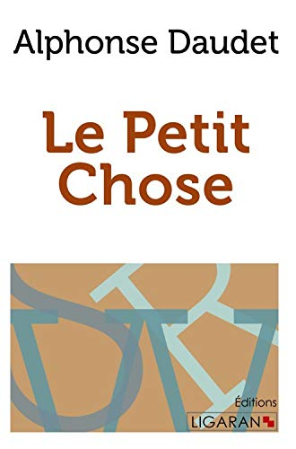 9782335009767: Le Petit Chose (French Edition)