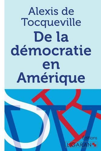 9782335015362: De la démocratie en Amérique (French Edition)
