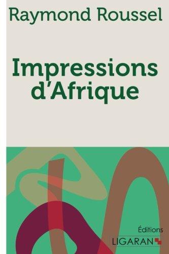 9782335018134: Impressions d'Afrique