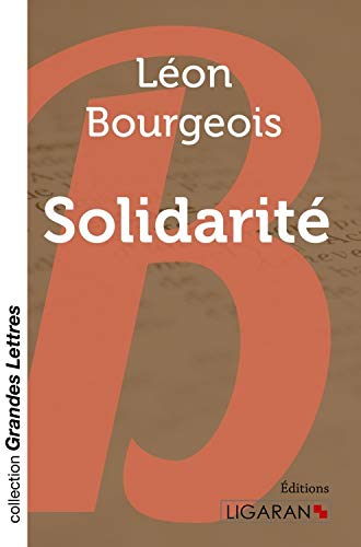 9782335020793: Solidarité (French Edition)
