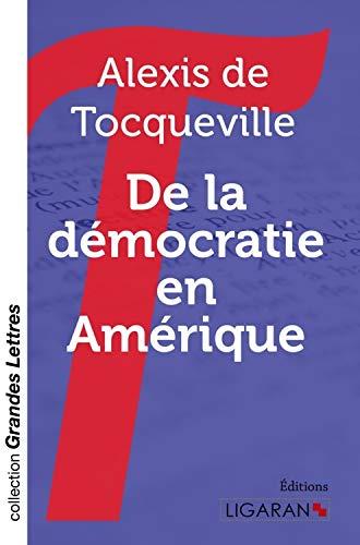 9782335023107: De la démocratie en Amérique (French Edition)