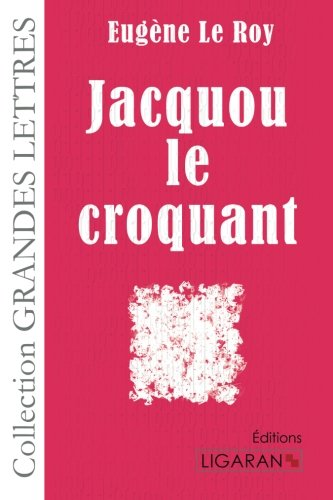 9782335027594: Jacquou le Croquant (French Edition)
