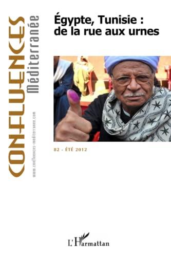 9782336002118: Egypte, Tunisie : de la rue aux urnes (French Edition)