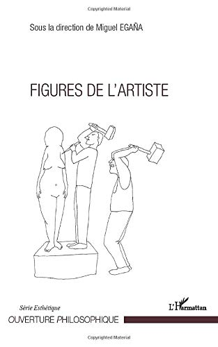 9782336003238: Figures de l'artiste
