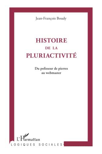 9782336006970: Histoire de la Pluriactivite du Polisseur de Pierres au Webmaster