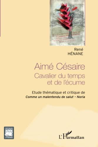 9782336290980: Aimé Césaire