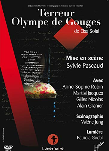 9782336295411: DVD Terreur Olympe de Gouges