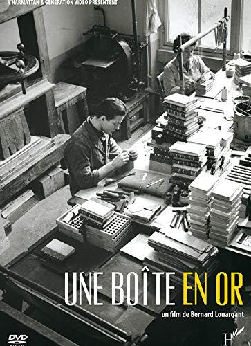 9782336295916: DVD Boite en Or