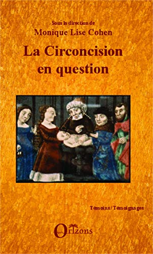 9782336298733: La circoncision en question