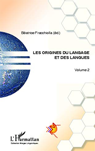 9782336301808: Les origines du langage et des langues