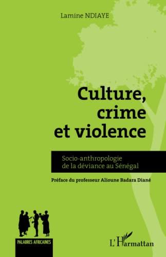 9782336304762: Culture, crime et violence