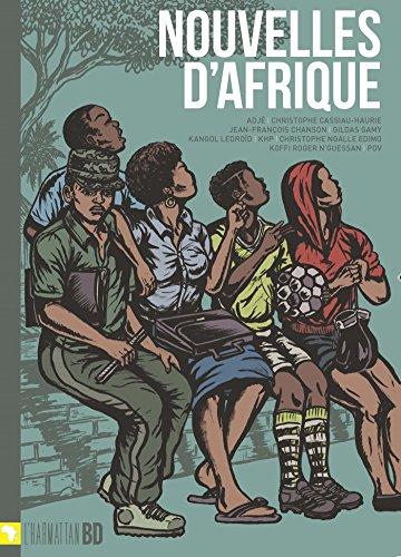 NOUVELLES D'AFRIQUE: CASSIAU HAURIE CHRISTOPHE