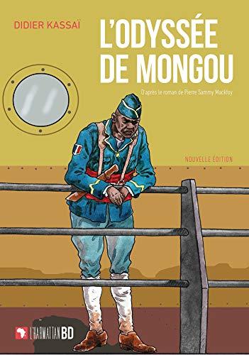 9782336307107: L'odyss�e de Mongou (L'Harmattan BD)