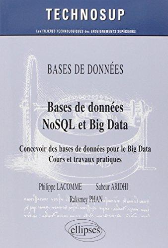 9782340002616: Bases de données NoSQL et Big Data : Concevoir des bases de données pour le Big Data - Cours et travaux pratiques